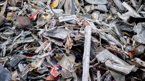 Commercial & residential metal recycling in Dorset and
