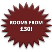 Crown Hotel Rooms from £30